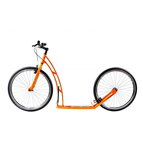 Unbekannt MIBO Scooter Footbike GS 26/26 orange