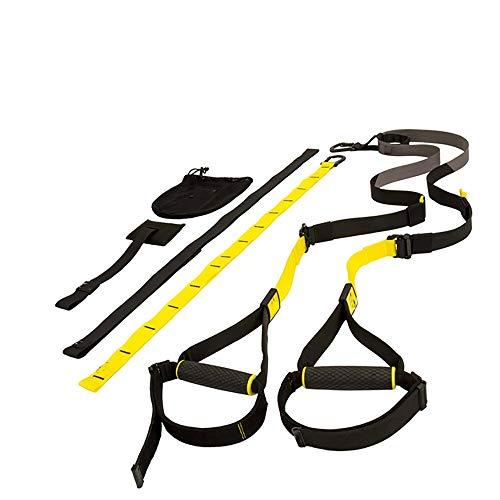 DSAKOX Hängende Fitness Widerstand Männer und Frauen Krafttraining Rohr Widerstand Ringgürtel Schulter-Arm-Arm-Übung Gürtel 150cm Fitness Kraft nach Hause Fitness-Studio Fitness Physiotherapie