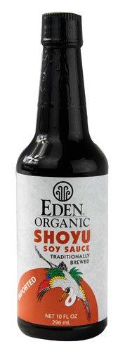 Eden Foods Organic Imported Shoyu Soy Sauce - 10 fl oz