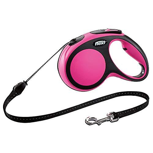 フレキシ (flexi) ニューコンフォート コード XS(8kg未満) 3m ピンク [犬用リード]