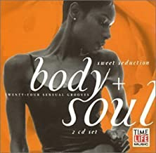 Body & Soul: Sweet Seduction by Various Artists, Luther Vandross, Patti LaBelle, The O'Jays, Marvin Gaye, Barry [Music CD]