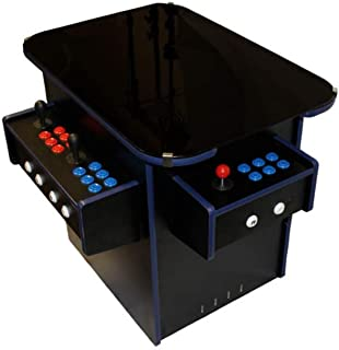 Complete Cocktails multicade Jamma icade Mame 3 Sided Arcade Game System kit, Build Your own Arcade