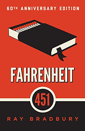 A Timeless Classic: Fahrenheit 451 by R.Bradbury's Collection (English Edition)