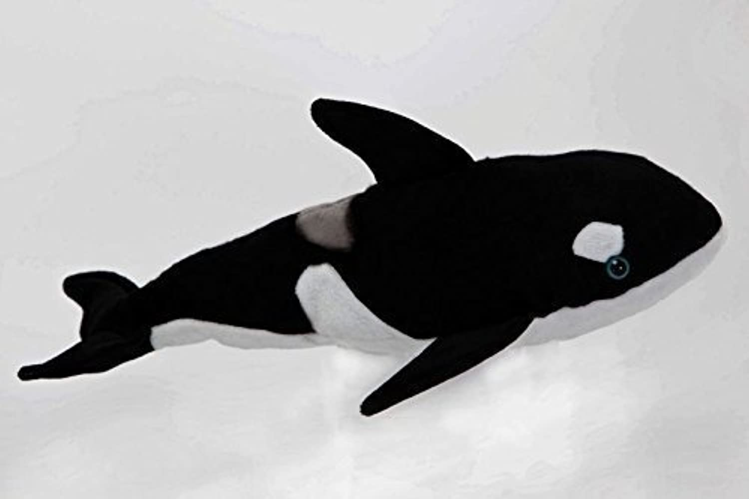 alta calidad y envío rápido Killer Whale 17 Stuffed Plush Animal Animal Animal - Cabin Critters Sea Life Collection by Cabin Critters  ahorra hasta un 70%