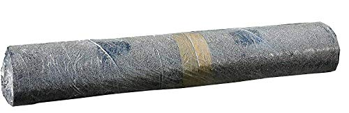 Bitumen - Dachpappe 5 m² schwarz besandet für Spielhaus von Gartenpirat®