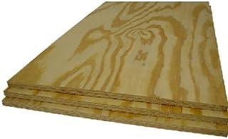 ALEXANDRIA MOULDING PY003-PY048C 3/4 x 2 x 4 Plywood Panel