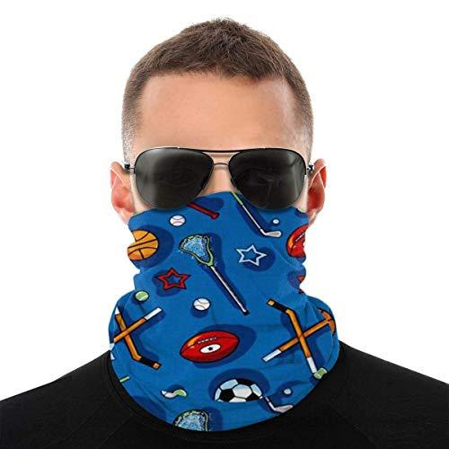 Bandeau, écharpe Bandana sans couture élastique de ballon de football, série de chapeaux de sport de résistance aux UV pour le yoga randonnée équitation moto