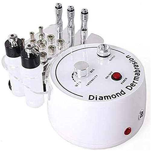 Aspiradora de microdermoabrasión Diamond 3, para puntos negros, de Beautystar