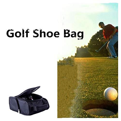 Outdoor-Golfschuhbeutel - Reißverschluss-Schuhträgertaschen Außerhalb Der Tasche