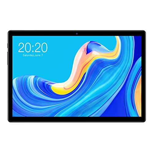 TECLAST Tablet 10,1 pollici, processore octa core da 2,0 GHz, 6 GB RAM 128 GB ROM, TF 512 GB, tablet PC Android 10, fotocamera 5 MP + 8 MP, 1920 × 1200 HD, batteria da 6000 mAh, Bluetooth 5.0, GPS-M40