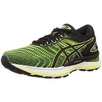 Asics Gel-Nimbus 22, Zapatillas de Running para Hombre, Amarillo (SafetyYellow/Black 751), 42.5 EU