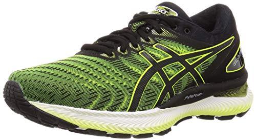 Asics Gel-Nimbus 22, Zapatillas de Running para Hombre, Amarillo (SafetyYellow/Black 751), 42 EU