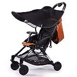 Kinderwagen Sonnenschutz mit UV Schtuz,Sonnendach Sonnensegel Kinderwagen,für Buggys und Kinderwagen