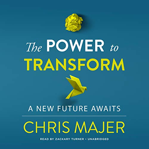 The Power to Transform: A New Future Awaits audiobook cover art
