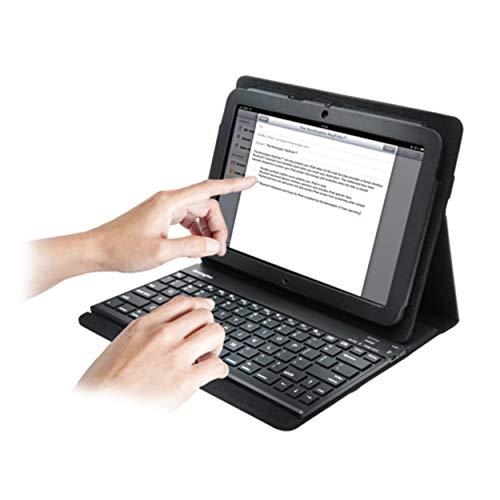 Kensington KeyFolio Pro 2 - Funda con teclado Bluetooth extraíble para Dell Latitude ST