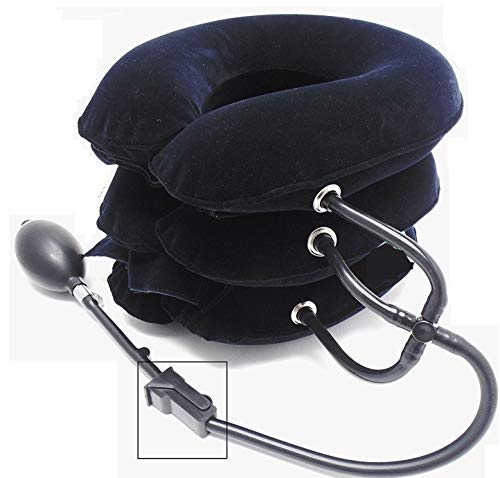 Try Neck Traction Device with Safety Detachable Connection, Doctors...