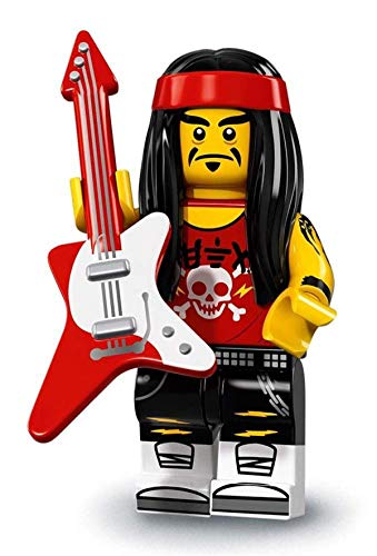 Lego The Ninjago Movie 71019 Figur - diverse Minifiguren ( Gong & Guitar Rocker )