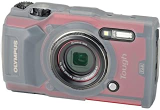 Olympus CSCH-126 Silicone Jacket for TG-5 Camera