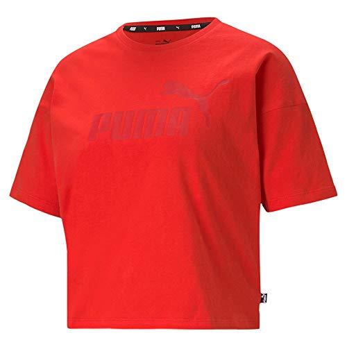 PUMA Camiseta Modelo ESS Cropped Logo tee Marca