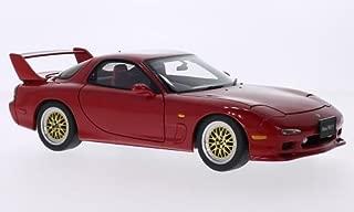 Mazda Efini RX-7 (FD), red, RHD, 1991, Model Car, Ready-made, AutoArt 1:18