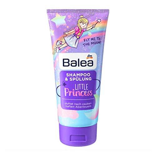 Balea - Shampoo & Spülung Little Princess - 1x200 ml - vegan