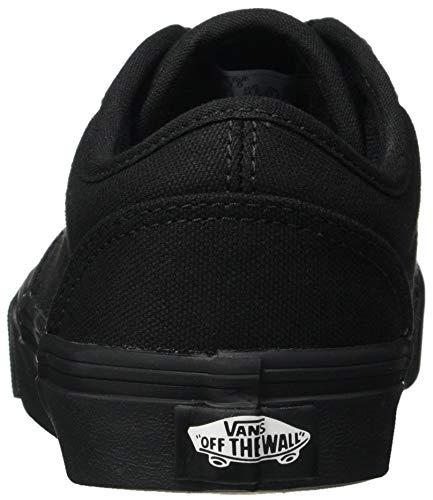 Vans Atwood Canvas, Sneaker Unisex-Bambini, Black, 34 EU