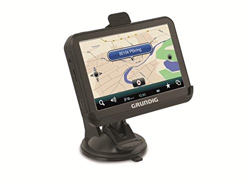 """Navigationssystem GRUNDIG M6, 5"""", 46 Länder"""
