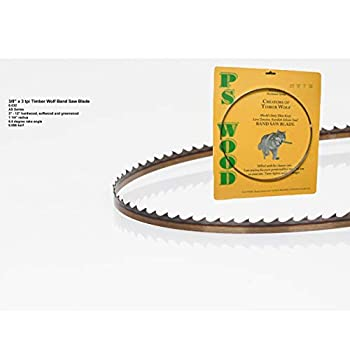 Timber Wolf Bandsaw Blade 93-1/2  x 3/8  x 3 TPI Alternate Set