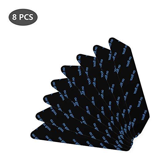 WANL Selbstklebende Anti-Rutsch-Pads, wasserdichtes Boden-Sicherheitsband, einfach zu zerlegen, extrem hohe Rutschfestigkeit