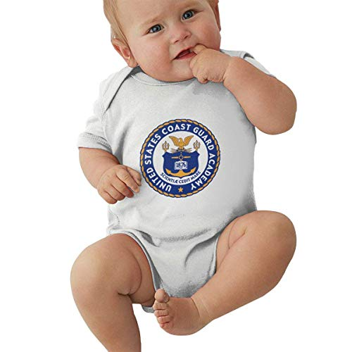 United States Coast Guard Academy Body pour bébé en jersey - Multicolore - 2 ans