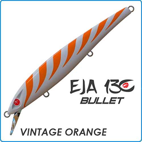 Seaspin Artificiale EJA Vintage Orange 130mm 28g Spinning Barracuda SPIGOLA