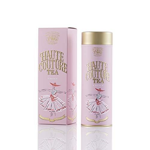TWG Tea | Haute Couture Tea, lose Blatt Schwarzteemischung in Haute Couture Geschenkteedose, 100g
