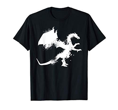 Dragon Drachen Motiv | Chinesischer Drache T-Shirt