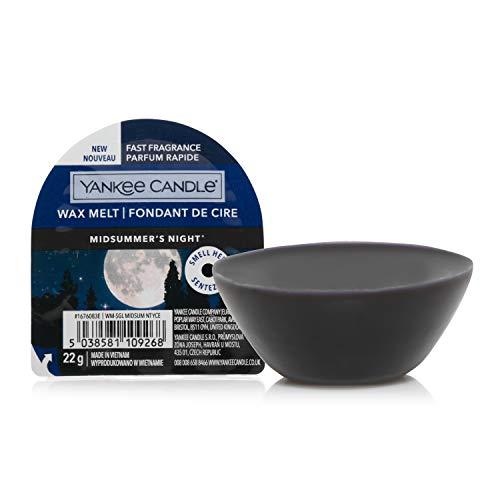 YANKEE CANDLE cialde di Cera profumate Wax Melt | Notte di Mezza Estate | Durata della fragranza: Fino a 8 Ore | 1 Pezzo