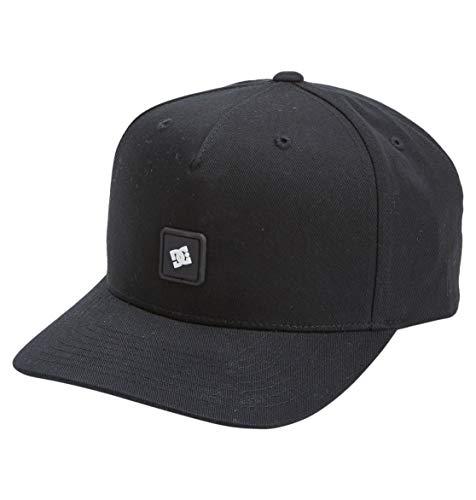 DC Shoes Snapdripp Snapback Hat - Snapback-Kappe - Männer - ONE Size - Schwarz