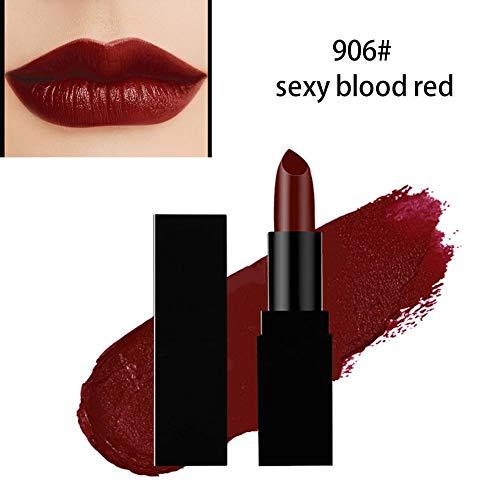 D.ragon Liquid Matte Lipstick Großzügiger Lippenstift Lippenstift feuchtigkeitsspendende Farbe Make-up Ungiftig Duftfrei