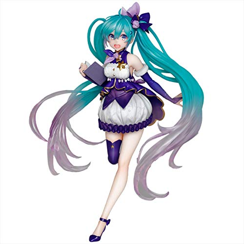 MizzZee Original Taito 2021 Miku 3rd Season Winter Ver. Figure PVC Model Doll Colletible Toys