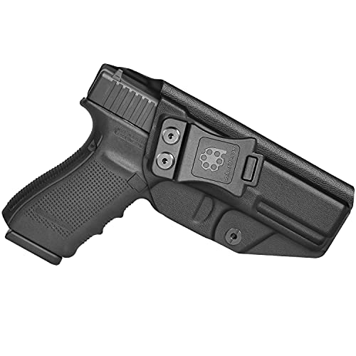 Amberide IWB KYDEX Holster Compatible with Glock 20/Glock 21...