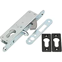 KOTARBAU® - Cerradura de gancho para puerta corredera H-35, galvanizada, resistente a la corrosión