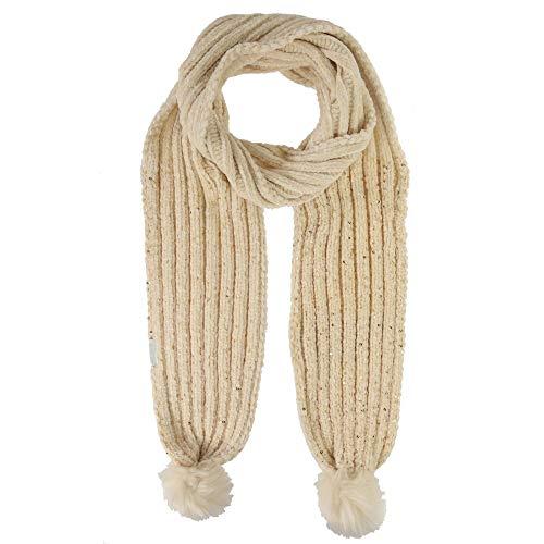 Regatta Hedy Lux' Acrylic Knit Pom Scarf Couvre-Chef Enfant, Bleu Marine, SGL