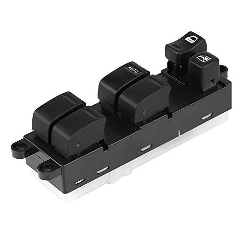 KIMISS Interrupteur Lève Vitre,Qualité Supérieure Commutateur de Lève-vitre de Voiture pour 25401-2Y910 (côté conducteur gauche)
