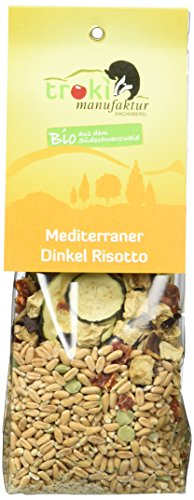 Troki Bio Mediterraner Dinkel Risotto, 6er Pack (6 x 175 g)