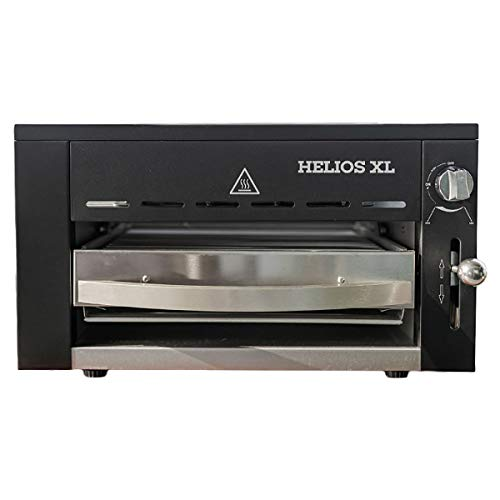 Meateor Helios – 800°C XL Oberhitzegrill Limited Edition
