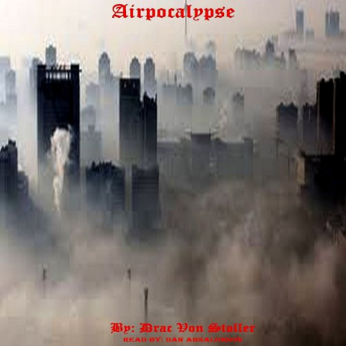 Airpocalypse audiobook cover art