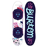 Burton Chicklet Girls Snowboard Sz 80cm