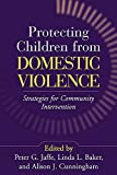 Protecting Children from Domestic Violence: Strategies for Community Intervention