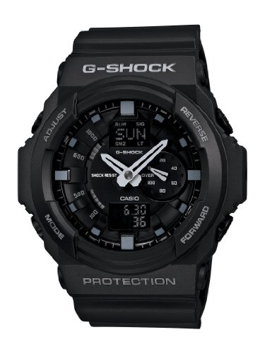 Casio Men's GA150-1ACR G-Shock Magnetic Resistant Multi-Function Watch