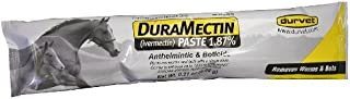 Duramectin Ivermectin Paste 1.87% For Horses, 0.21 oz (2 pack)