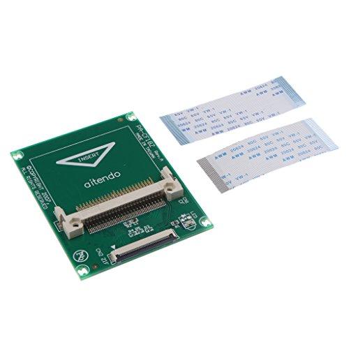 Dolity CF-Karte zum ZIF / CE-Schnittstelle Adapterkarte Konverter Modul für 1,8