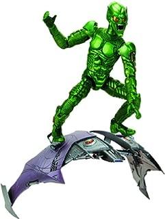 Green Goblin Super Poseable Figure Spiderman Movie